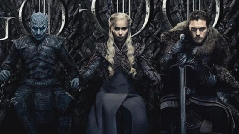 Game of Thrones final bölümü ile rekor kırdı